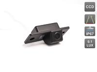 Камера заднего вида AVIS для Porsche Cayenne I (2002-2010)/ Volkswagen Touareg I (2003-2010) / Tiguan
