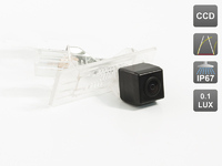 Камера заднего вида AVIS для Renault Duster/ Lada X-Ray (2015-...)