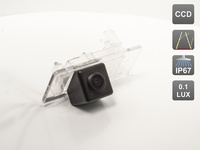 Камера заднего вида AVIS для Skoda Superb II (2013 - ...)/ Octavia A7 (2013-...)/ Rapid (2014-...)