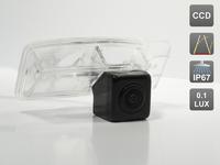 Камера заднего вида AVIS для Nissan Qashqai II (2014-…) / X-Trail III