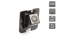 Камера заднего вида AVIS для Mercedes CLS / GL / S-Class W221 (2005-2013) / SL-Class R230 FL (2008-2012)