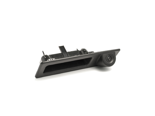 Камера заднего вида AVIS для BMW 3er (F30) (2012-...)/5er (F10) (2010-...)/X3 (F25) (2010-...)/X5 (F15) (2013-...)/X6 (F16) (2014-...), интегрированная с ручкой багажника