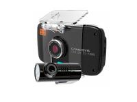 BlackSys CL-100B 2CH GPS видеорегистратор с двумя камерами