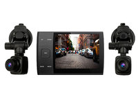 Subini D36 видеорегистратор с 2 выносными камерами