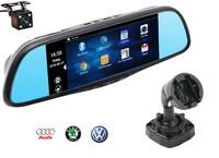 Зеркало-видеорегистратор Recxon RX-7 Android для Audi, Skoda, VW