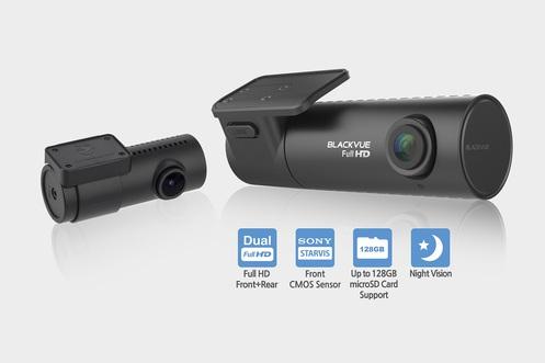 Видеорегистратор BlackVue DR590-2CH