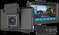 BlackVue DR750LW-2CH видеорегистратор с двумя камерами