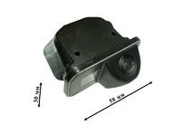 Камера заднего вида Pleervox PLV-CAM-TYC12