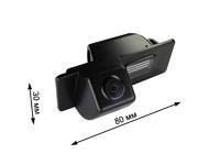 Камера заднего вида Pleervox PLV-CAM-CA03