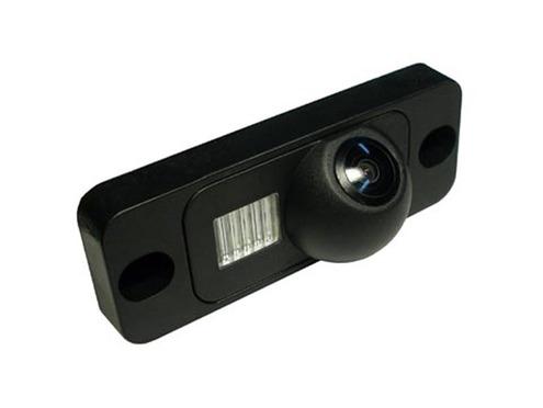Камера заднего вида Pleervox PLV-CAM-MB01 для Mercedes E класса (W210), CLK класса (W209), ML класса (W163), S класса (W220), CL класса (W215)