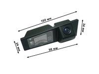 Камера заднего вида Pleervox PLV-CAM-CA01
