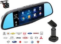 Зеркало-видеорегистратор Recxon RX-7 Android для Toyota, Lexus, Kia, Nissan, Honda, Mazda, Ford, Chevrolet, Mitsubishi и др.