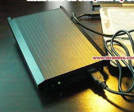 Бокс для жёсткого диска Carsmile-CM6604-box