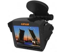 Видеорегистратор с радар-детектором Каркам Комбо 2