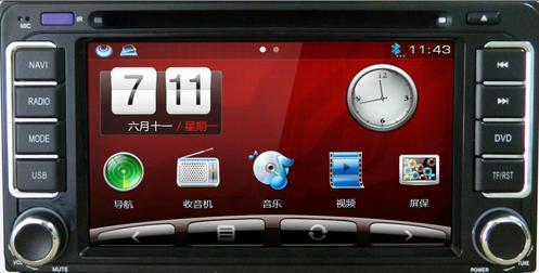 Toyota Camry V30 магнитола i-Force