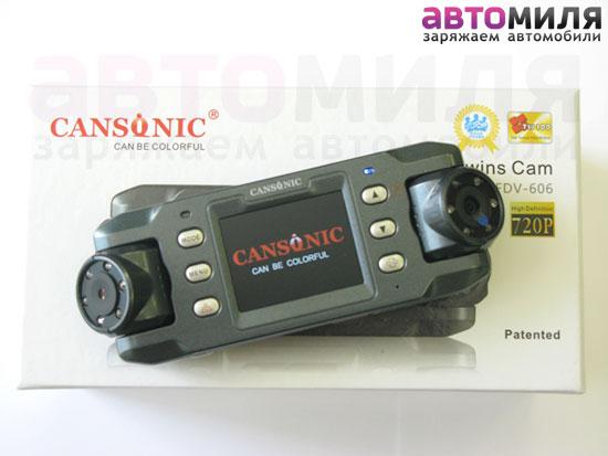 Cansonic fdv 606 twins cam коробка и